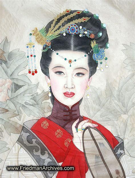 chino painting in china friedmanarchives silk painting jpg