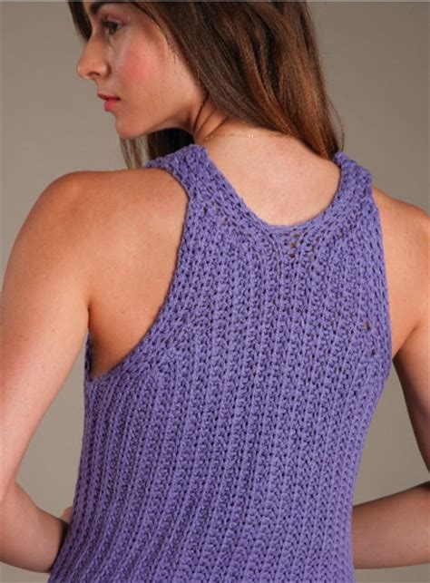 free knitting patterns for summer tops best 25 knitted tank top ideas on