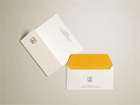 Kitchen Designs Unlimited envelope amp letterhead mockup