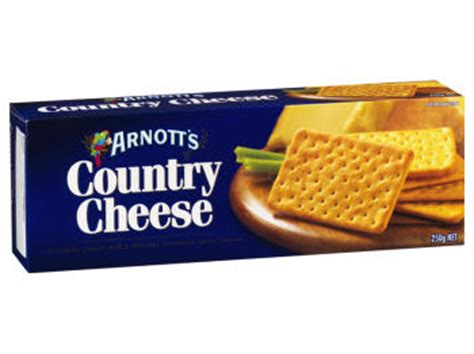 crackers australia arnott s country cheese reviews productreview au