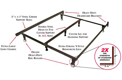 metal bed frame support parts helpful information about sleep mattresses and bedding