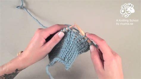 k2tog tbl knitting k2tog tbl minska 2 vridna r 228 ta maskor tillsammans