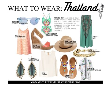 what to wear in what to wear in thailand