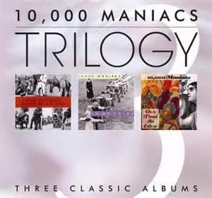 10 000 maniacs trilogy uk 3 cd album set cd 343868