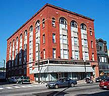 federal knitting mills building the merrell building loft living in ohio city on w 25th
