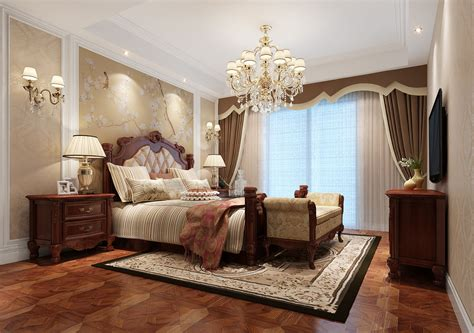 american bedroom designs american style bedroom with a bed wood