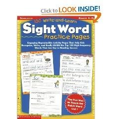 100 write and learn sight word practice pages engaging reproducible activity pages that help recognize write and really learn the top 100 high frequency words that are key to reading success 36 best images about esl on worksheets for