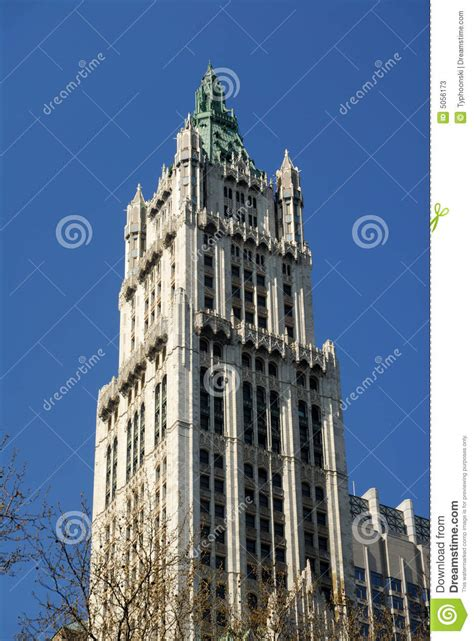 deco style in building in new york stock image image 5056173