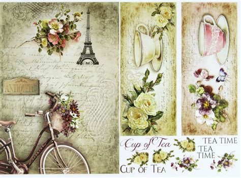 where can i buy decoupage paper a 4 classic decoupage paper scrapbook sheet vintage