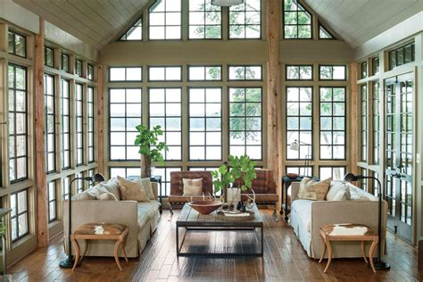 decorating a lake house focus on the view lake house decorating ideas southern