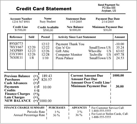 make a credit card statement esl 50 stapp licensed for non commercial use only 1