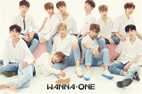 wanna one wanna one shows chemistry in profile