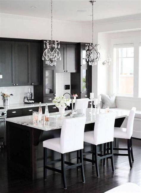 white kitchen decor ideas black and white kitchen ideas