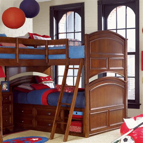 deer run bunk bed deer run bunk bed by lea children s furniture