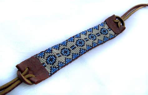 how to finish bead loom bracelet american inspired beaded loom work ghhs sipe