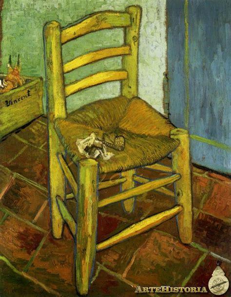silla de van gogh artehistoria - Silla De Van Gogh