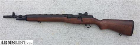 scout wood for sale armslist for sale m1a scout squad 18 quot barrel w m14