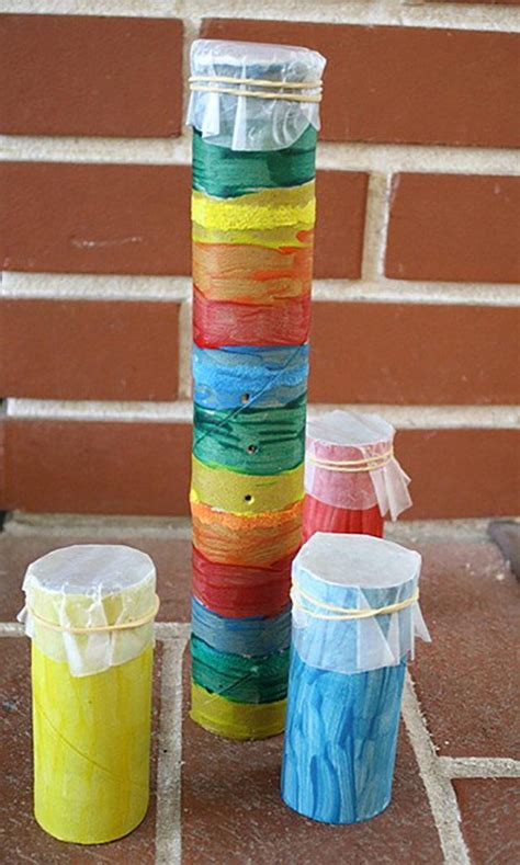 Toilet Paper 15 by 15 Toilet Paper Roll Crafts For Kids Diy Ready