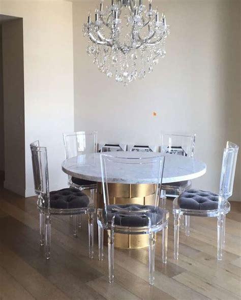 acrylic dining room table 25 best ideas about ghost chairs on ghost chairs dining clear chairs and acrylic chair