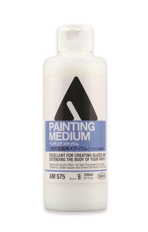 acrylic painting medium am575am575 acrylic painting medium 200ml vermont