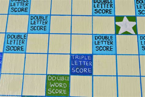 scrabble grid big scrabble board tutorial