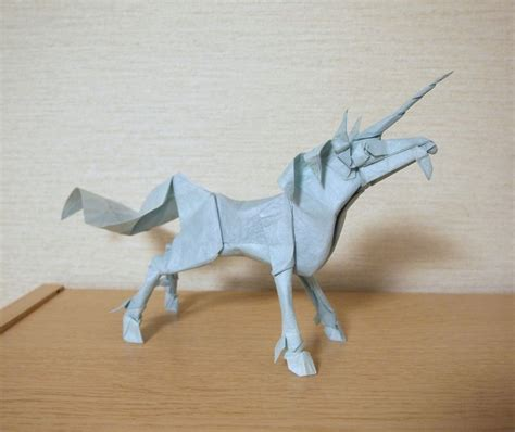 easy origami unicorn awesome origami to make your day cool the stuff