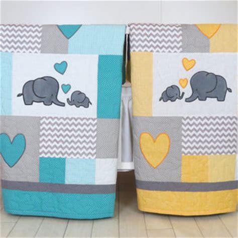 yellow elephant crib bedding best elephant crib bedding products on wanelo