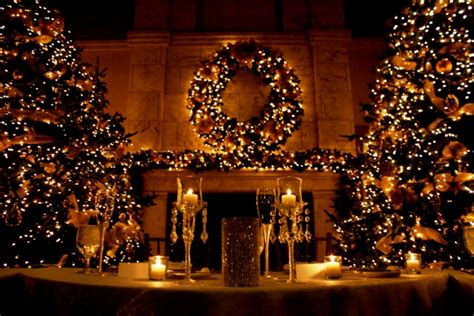 Country Decor Ideas by Have Yourself A Merry Little Christmas Wedding
