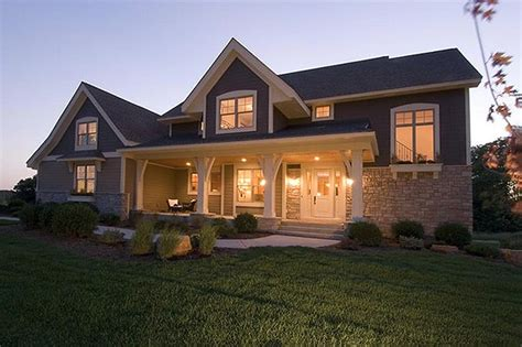 craftsman house plans with pictures craftsman style house plan 4 beds 3 5 baths 2909 sq ft plan 56 597