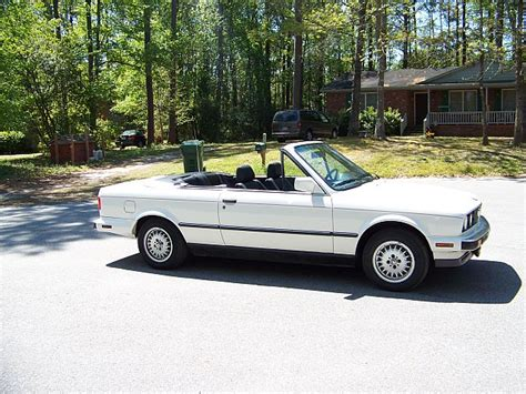 1989 Bmw Convertible by 1989 Bmw 325i Convertible