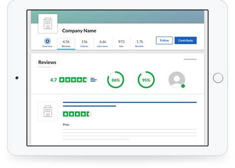 companies reviews glassdoor