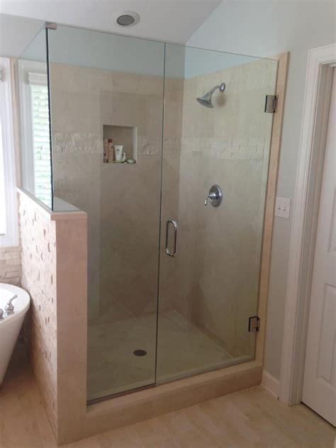 shower doors frameless shower doors raleigh nc glass shower