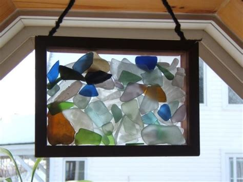 glass for craft projects 115 best sea glass crafts projects images on