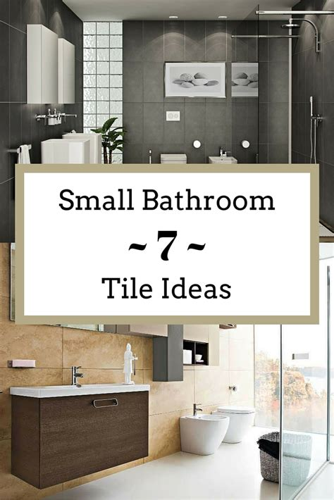 bathroom tiles ideas for small bathrooms small bathroom tile ideas to transform a cred space