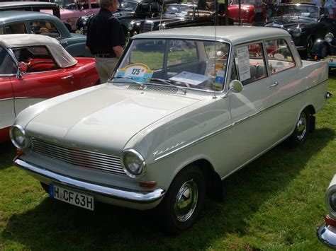 1963 opel kadett image 117 - Opel Kadett 1963 For Sale