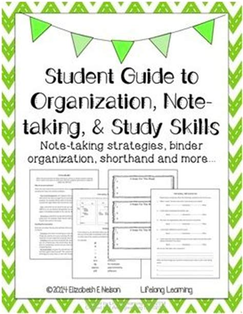 organization tips for college students 25 best ideas about note taking strategies on