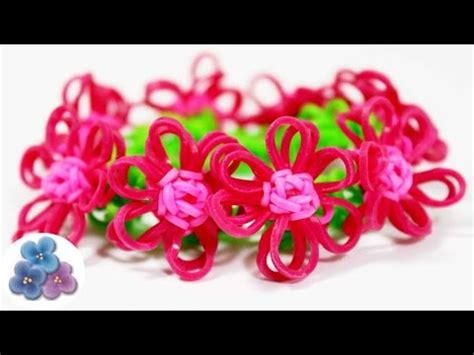 flower rubber st how to make bat ring with hama or perler midi st