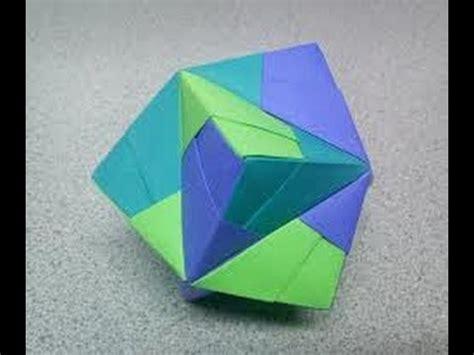 origami stellated octahedron origami stellated octahedron images
