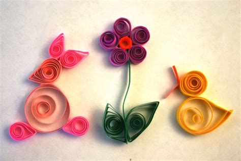paper quilling crafts for easy quilling ideas easy arts and crafts ideas