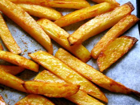 culinotests les frites au four de nellou