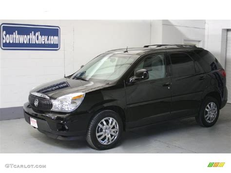 Buick Rendezvous 2006 by 2006 Buick Rendezvous Black 200 Interior And Exterior