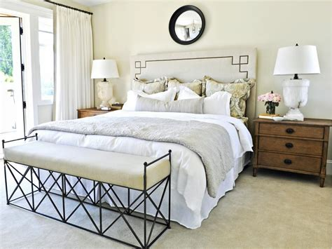 designs of small bedrooms designer tricks for living large in a small bedroom hgtv