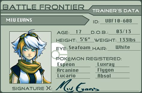 make a trainer card free trainer card by adcacai on deviantart
