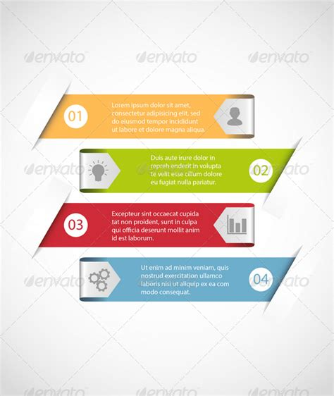 simple infographic template graphicriver