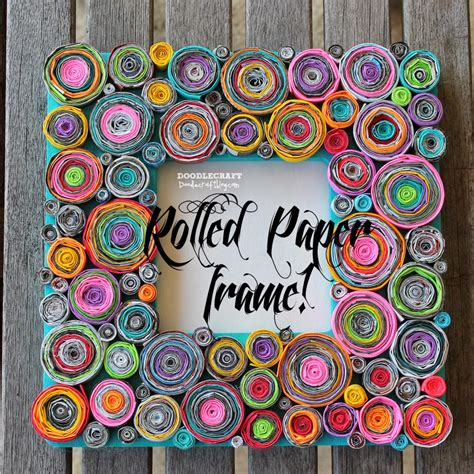 rolled magazine paper crafts rolled paper crafts paper crafts ideas for