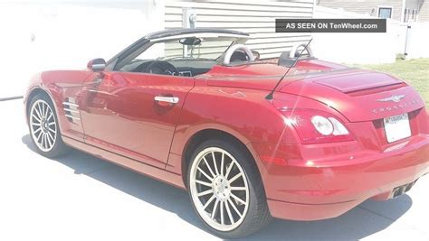 electronic throttle control 2006 chrysler crossfire roadster auto manual service manual 2006 chrysler crossfire roadster repair seat travel buy used 2006 chrysler