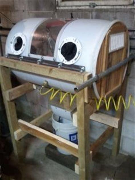 bead blasting wood cabinets on