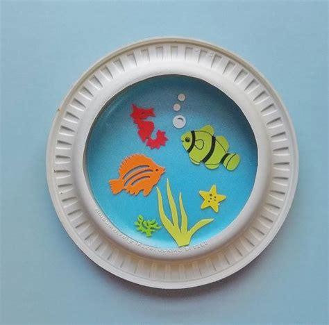 paper fish bowl craft best 25 fishbowl craft ideas on theme