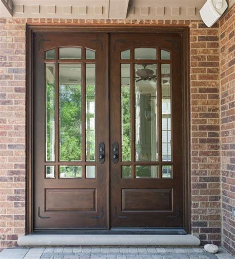 brown front doors best 25 brown front doors ideas that you will like on
