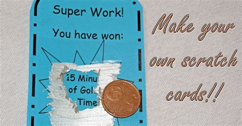how do you make scratch cards being inspired day 30 make your own scratch cards